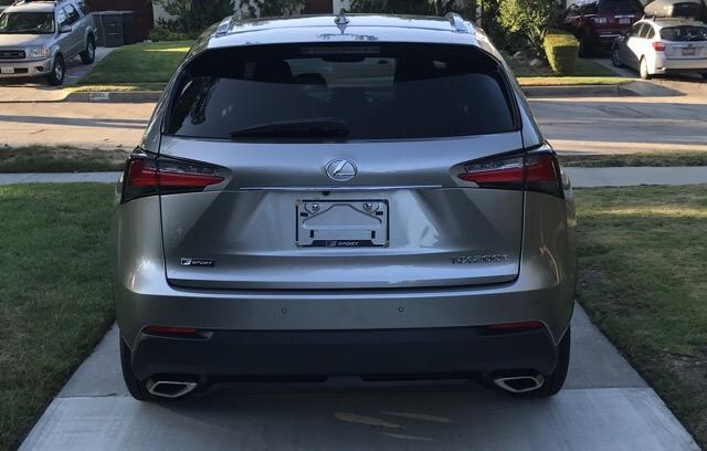 2017 Lexus NX 200t - photo 1