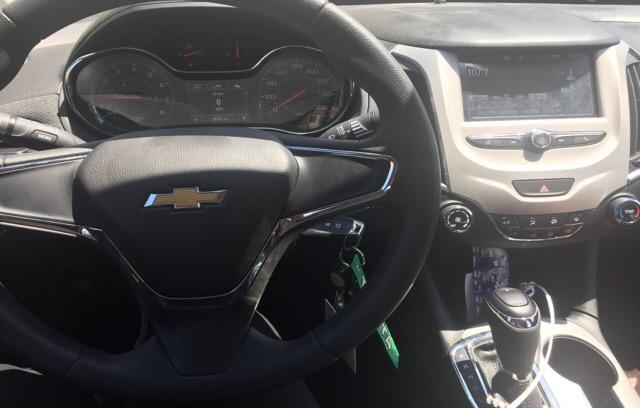 2016 Chevrolet Cruze - photo 4