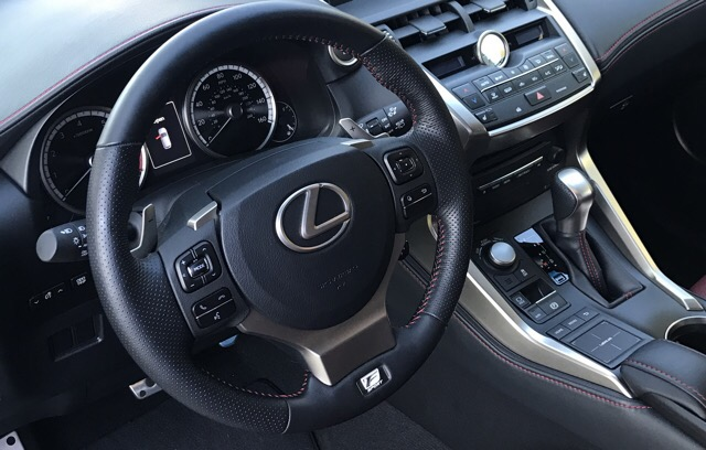 2017 Lexus NX 200t - photo 9