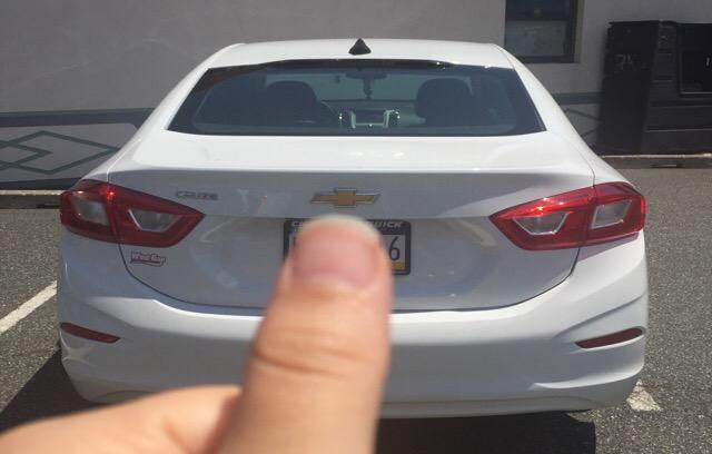 2016 Chevrolet Cruze - photo 3