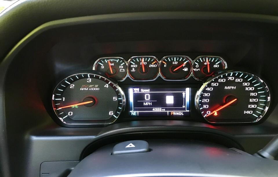 2017 Chevrolet Silverado 1500 - photo 12