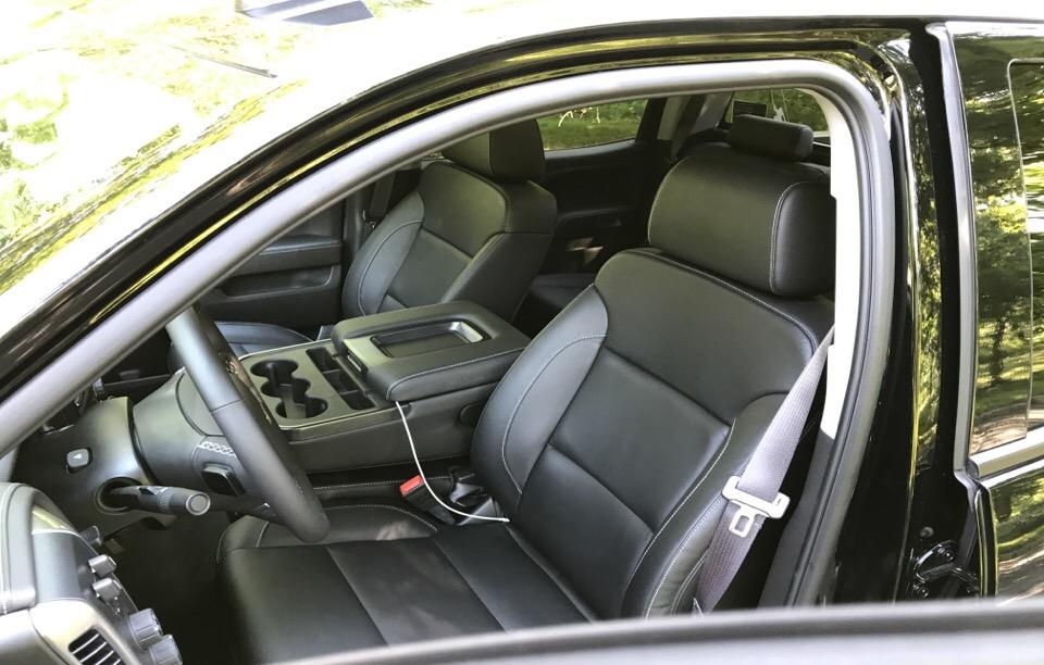 2017 Chevrolet Silverado 1500 - photo 9