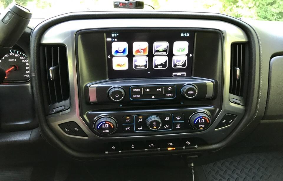 2017 Chevrolet Silverado 1500 - photo 13