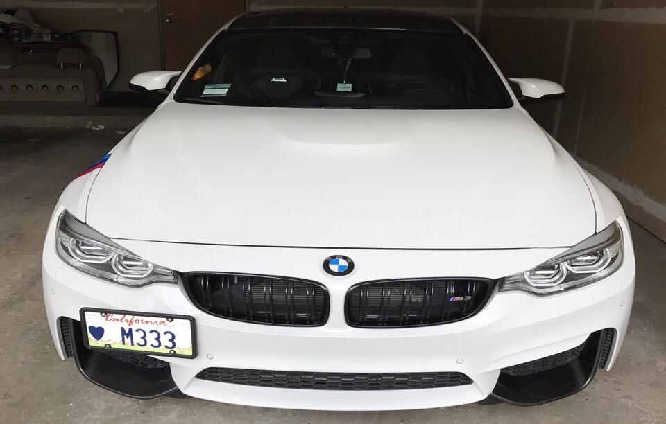 2015 BMW M3 - photo 0