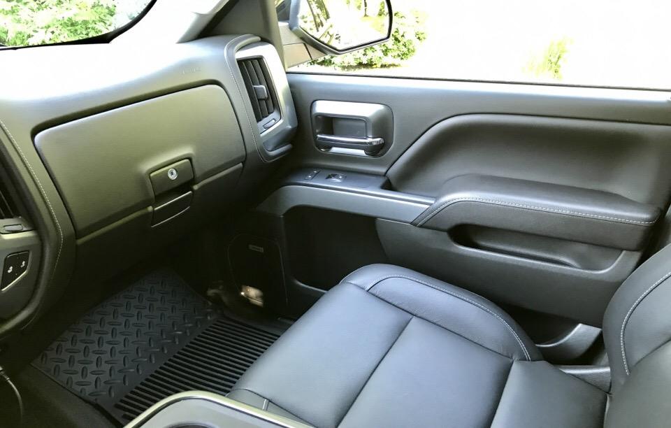 2017 Chevrolet Silverado 1500 - photo 10