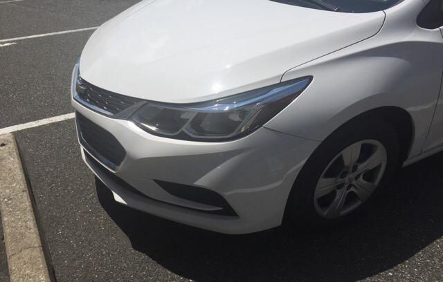 2016 Chevrolet Cruze - photo 1