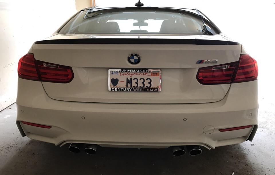 2015 BMW M3 - photo 3