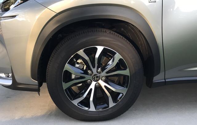 2017 Lexus NX 200t - photo 11