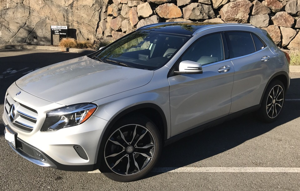2016 Mercedes-Benz GLA - photo 0