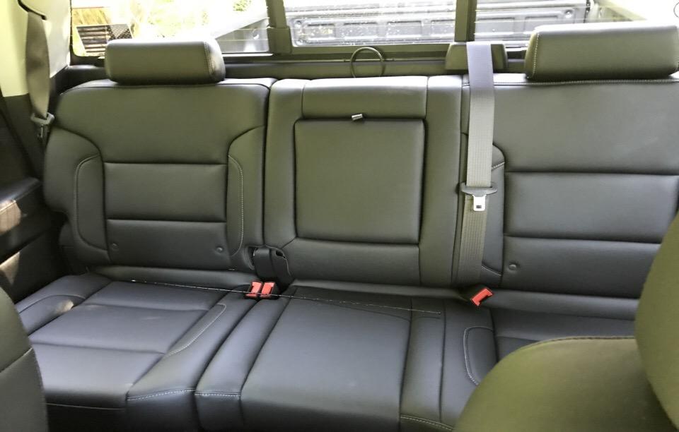 2017 Chevrolet Silverado 1500 - photo 11