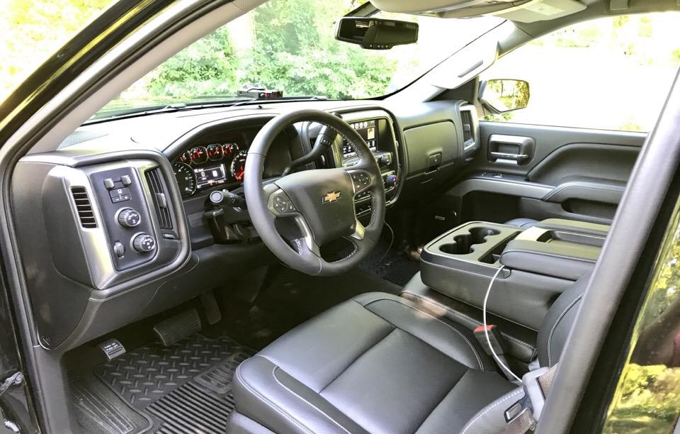 2017 Chevrolet Silverado 1500 - photo 8