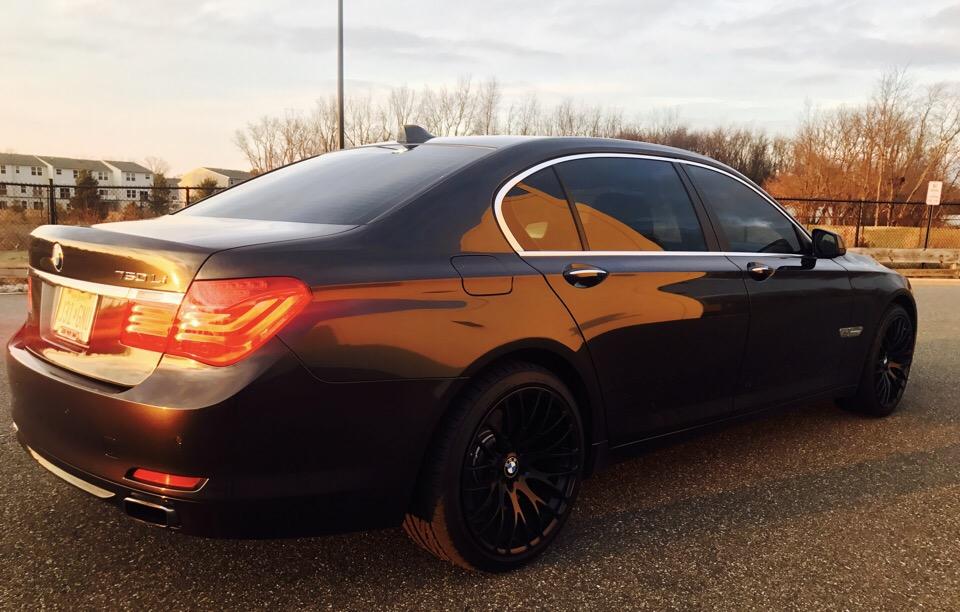2012 BMW 7 Series - photo 5