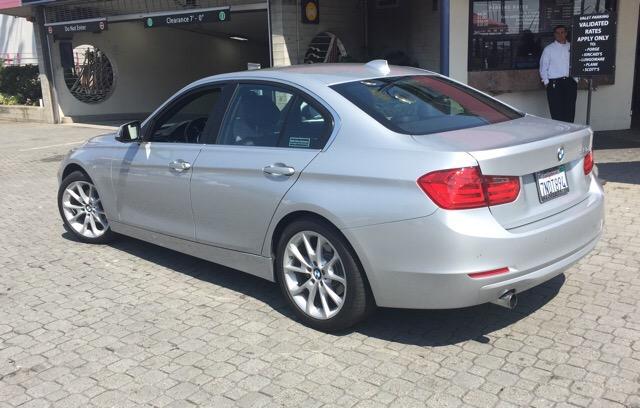 2015 BMW 3 Series - photo 2
