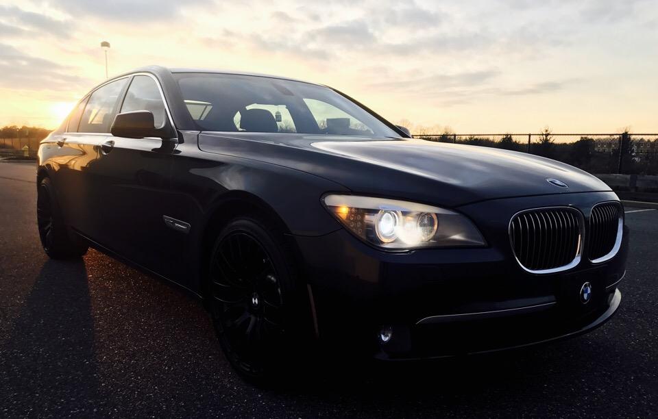 2012 BMW 7 Series - photo 3