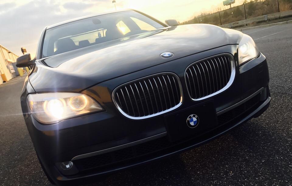 2012 BMW 7 Series - photo 2