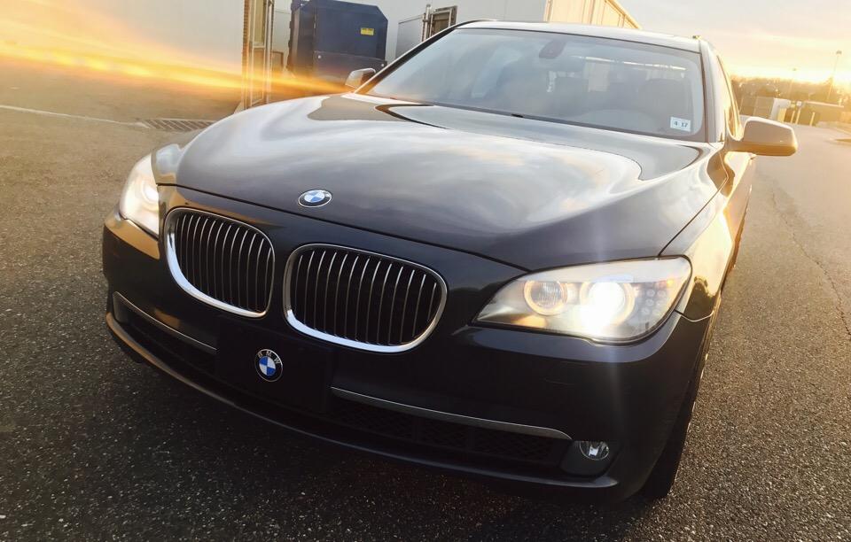 2012 BMW 7 Series - photo 1