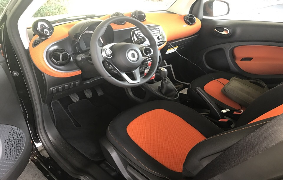 2016 Smart fortwo - photo 1