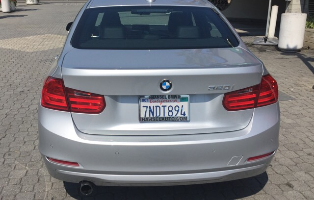 2015 BMW 3 Series - photo 4