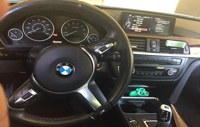 2015 BMW 3 Series - photo 7