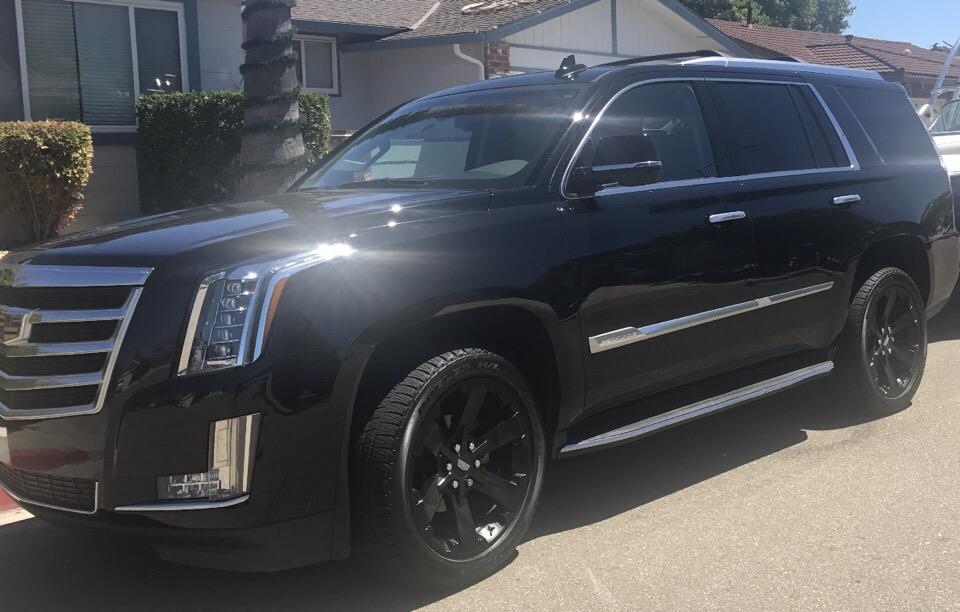 2016 Cadillac Escalade - photo 0