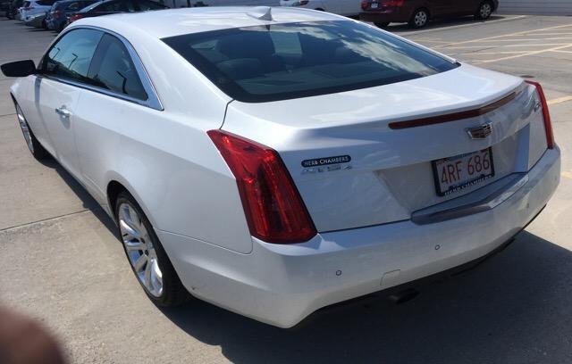 2016 Cadillac ATS - photo 1