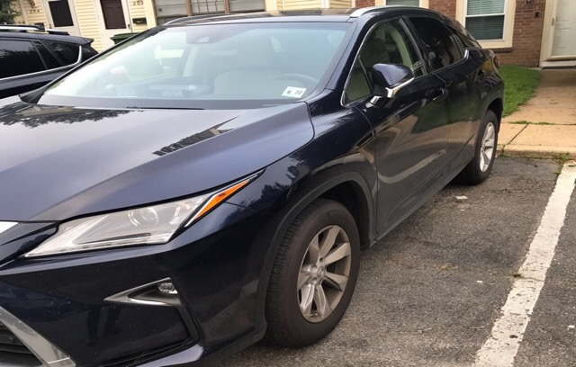 2017 Lexus RX 350 - photo 6