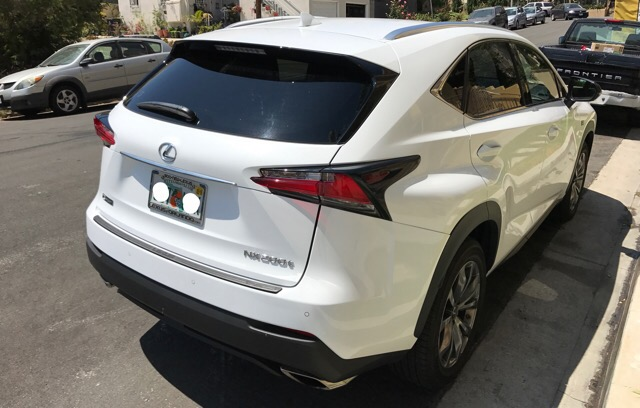 2016 Lexus NX 200t - photo 5