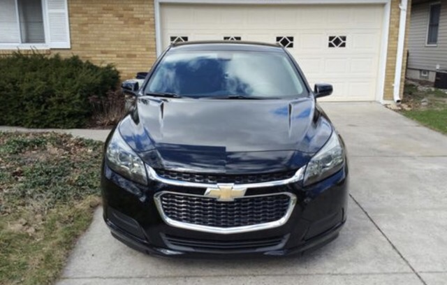 2016 Chevrolet Malibu Limited - photo 2