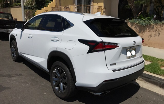 2016 Lexus NX 200t - photo 3