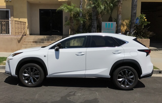 2016 Lexus NX 200t - photo 2