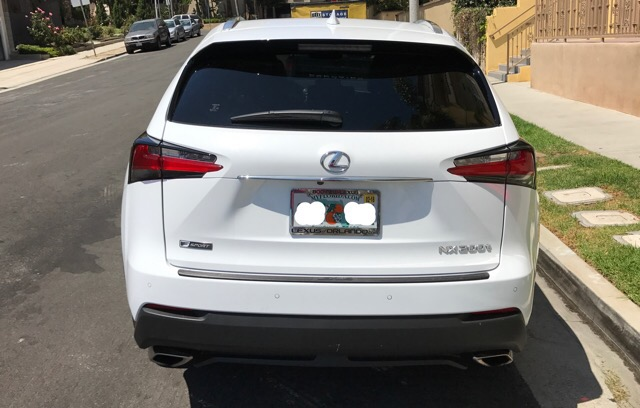 2016 Lexus NX 200t - photo 4