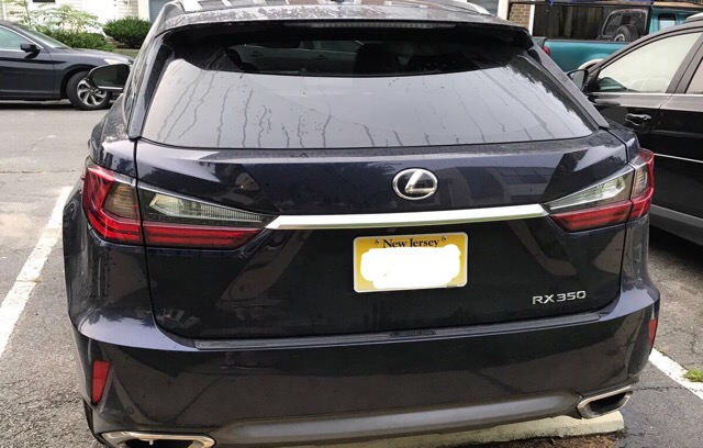 2017 Lexus RX 350 - photo 5