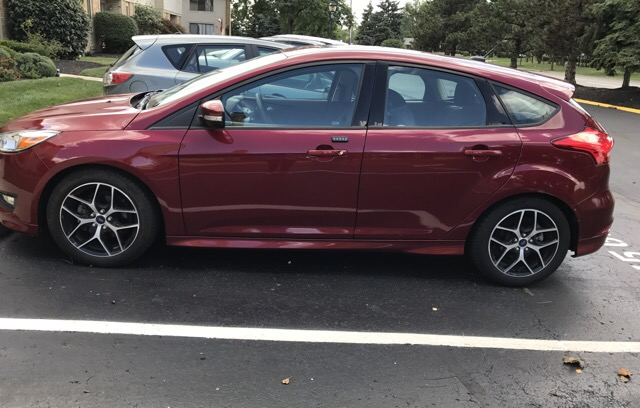 2015 Ford Focus - photo 1