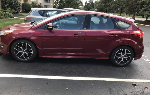 2015 Ford Focus - photo 1