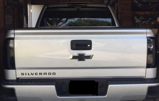 2016 Chevrolet Silverado 1500 - photo 9