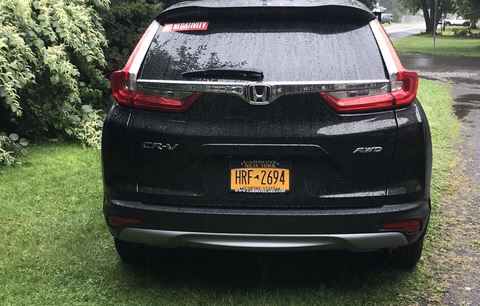 2017 Honda CR-V - photo 2
