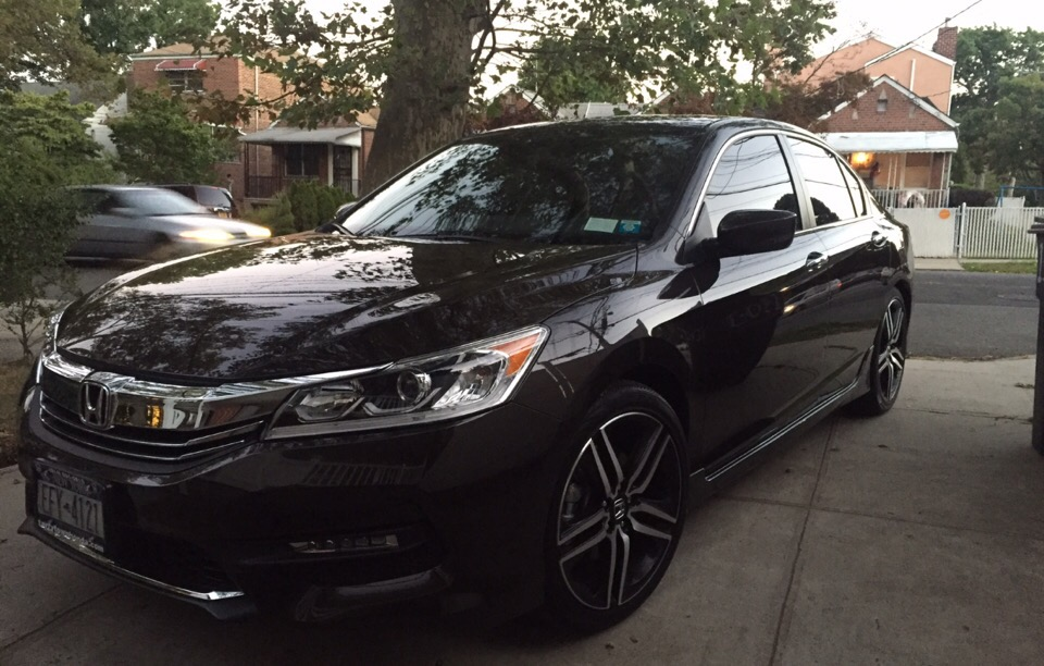 2016 Honda Accord - photo 0