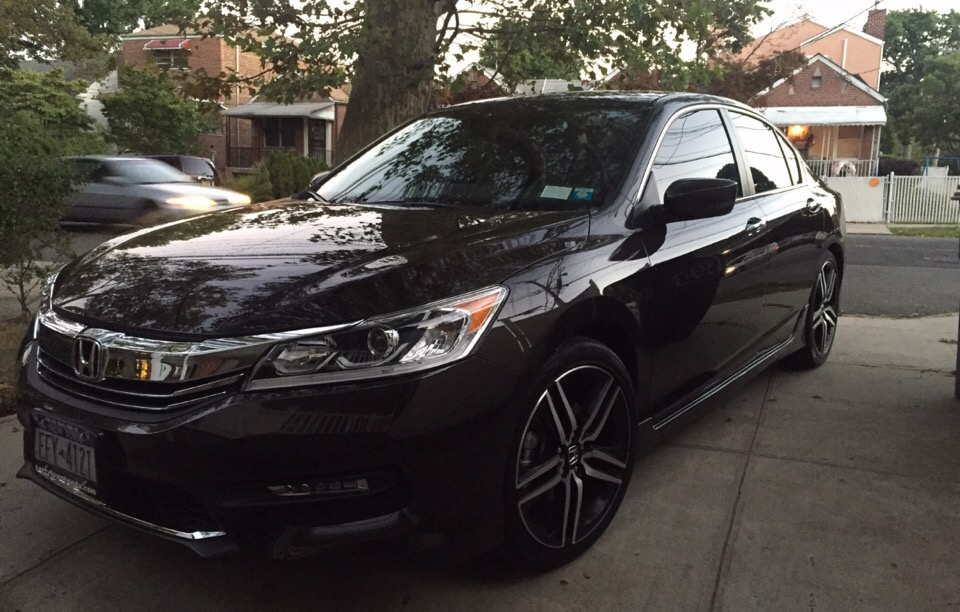 2016 Honda Accord - photo 1