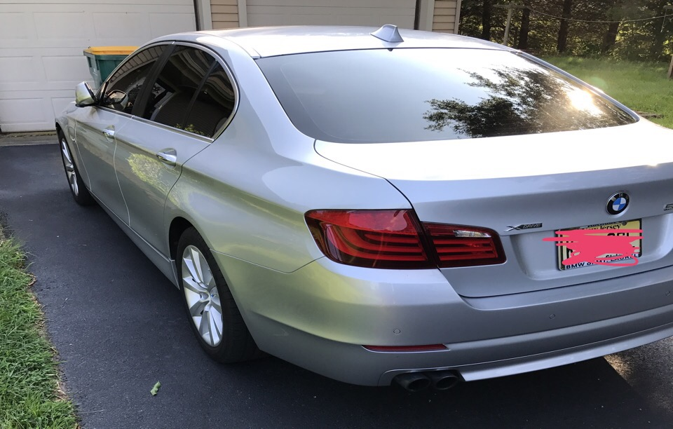 2013 BMW 5 Series - photo 2