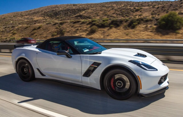 2016 Chevrolet Corvette - photo 1