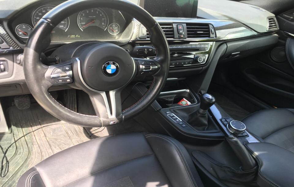 2015 BMW M4 - photo 5
