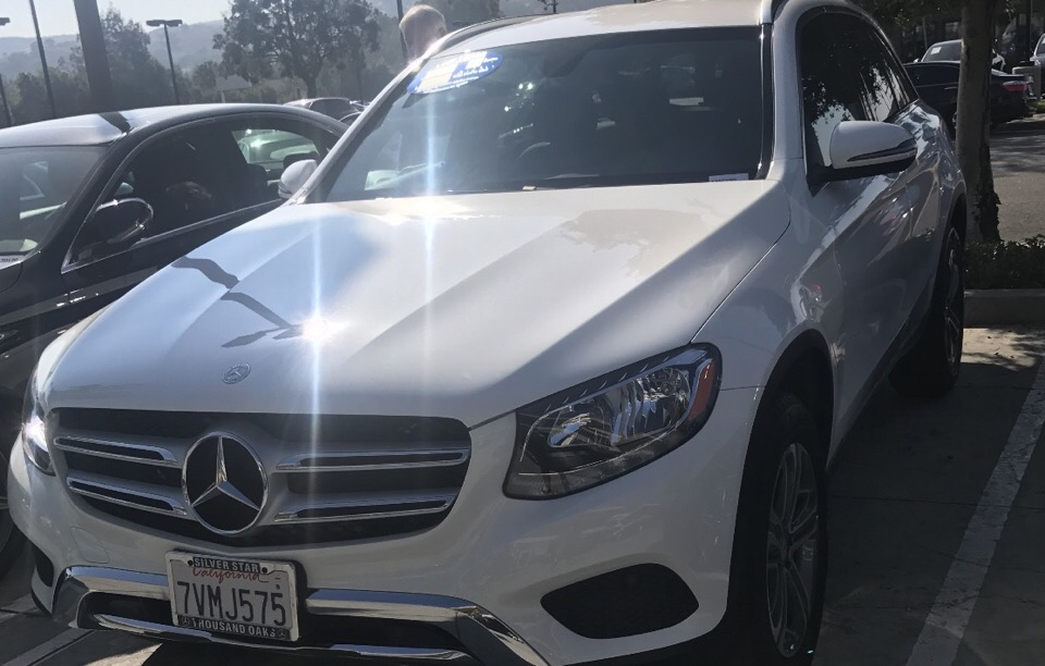 2017 Mercedes-Benz GLC - photo 0