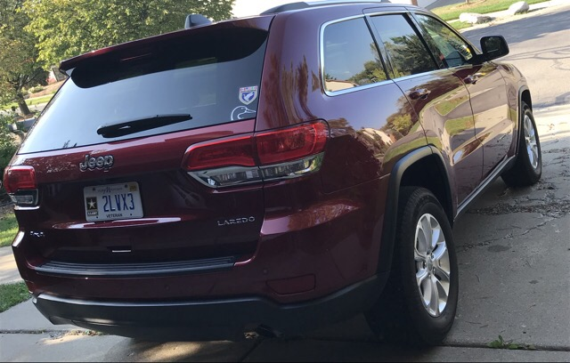 2015 Jeep Grand Cherokee - photo 2