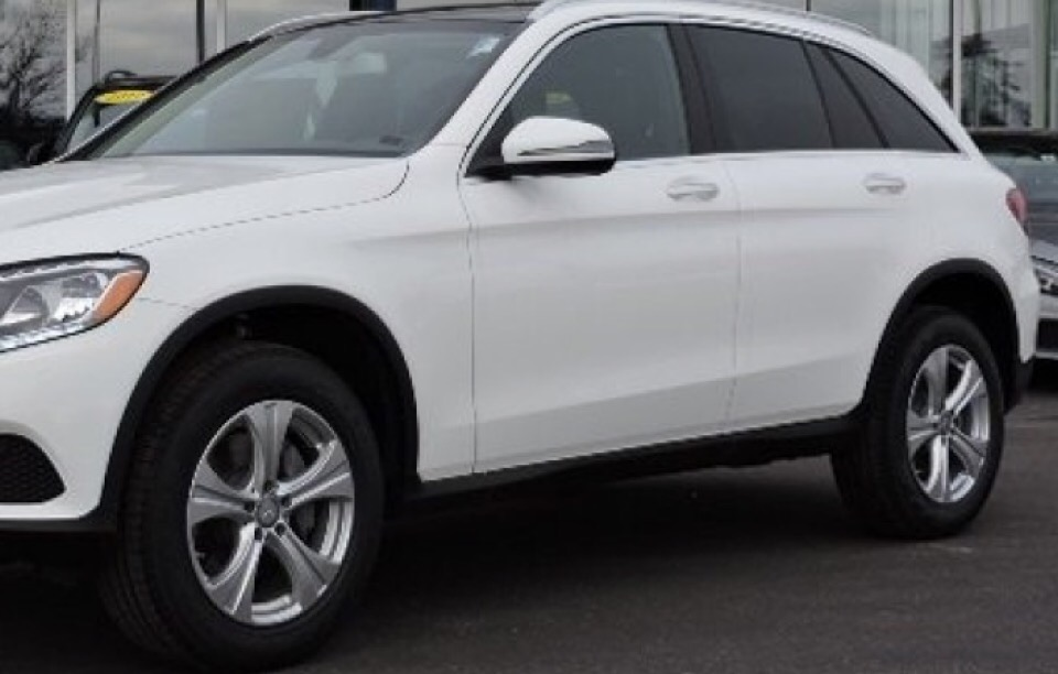 2017 Mercedes-Benz GLC - photo 1