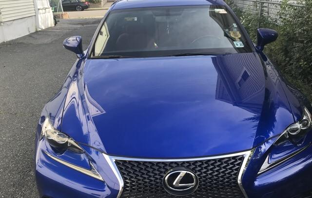 2016 Lexus IS 300 - photo 13