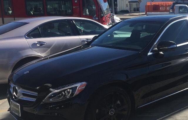 2015 Mercedes-Benz C-Class - photo 4