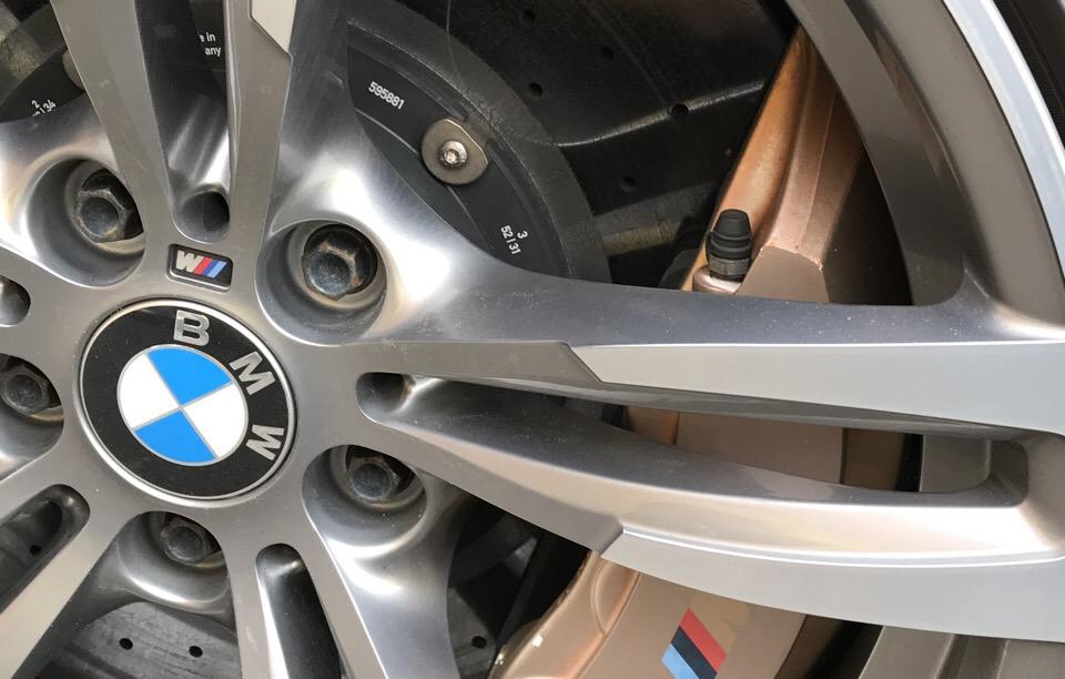 2015 BMW M3 - photo 8