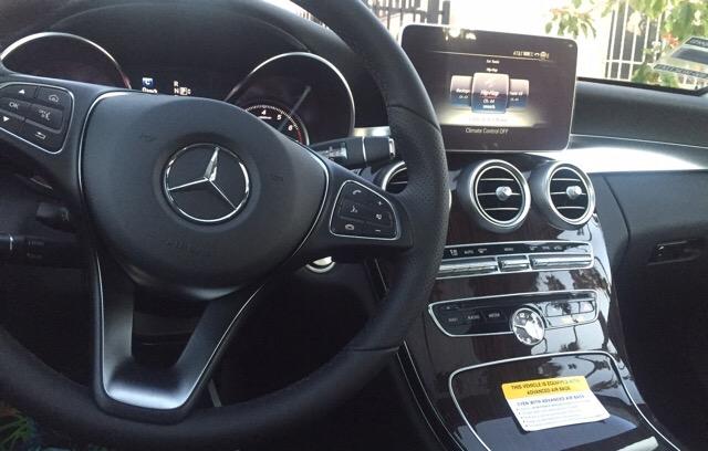 2015 Mercedes-Benz C-Class - photo 5
