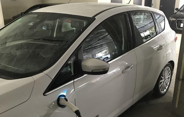 2016 Ford C-MAX Energi - photo 2