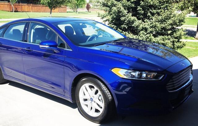2016 Ford Fusion - photo 0